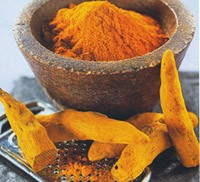 Tumeric is a flowering plant in the ginger family