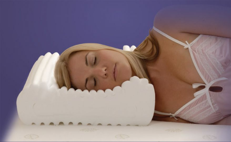 Adjustable Memory Foam Pillow