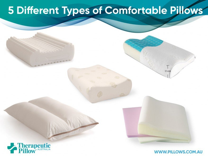 Comfortable Pillows, best pillows
