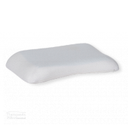 MemoGel Curve Pillow - Contour Comfort and Support with Cool Gel Feel