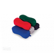 Travel Nut showing 5 different colours stacked together