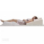 bed wedge and leg relaxor