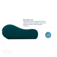 SleepAway Travel Pillow - Memory Foam or Traditional Foam