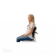 magnetic back support woman