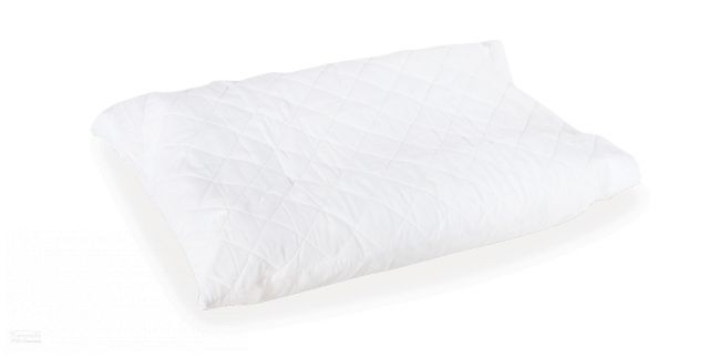 Quilted Pillow Protector - Premium Quilted Fabric Pillow Case