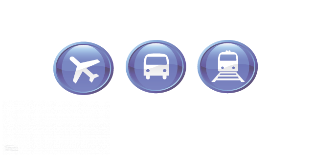 travel pillow icons